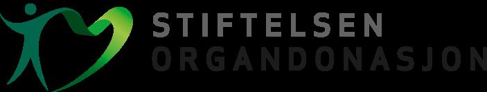 Logoen til Stiftelsen Organdonasjon.