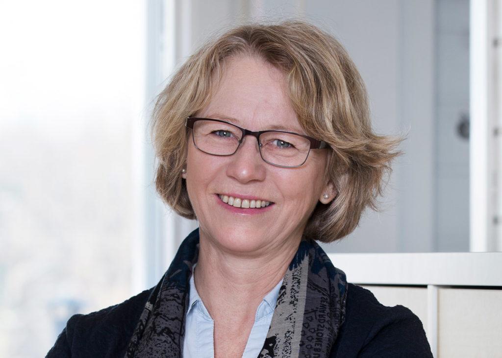 Hege Lundin Kulhe, daglig leder i Stiftelsen Organdonasjon